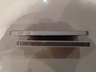 Iphone 5 comparison 2